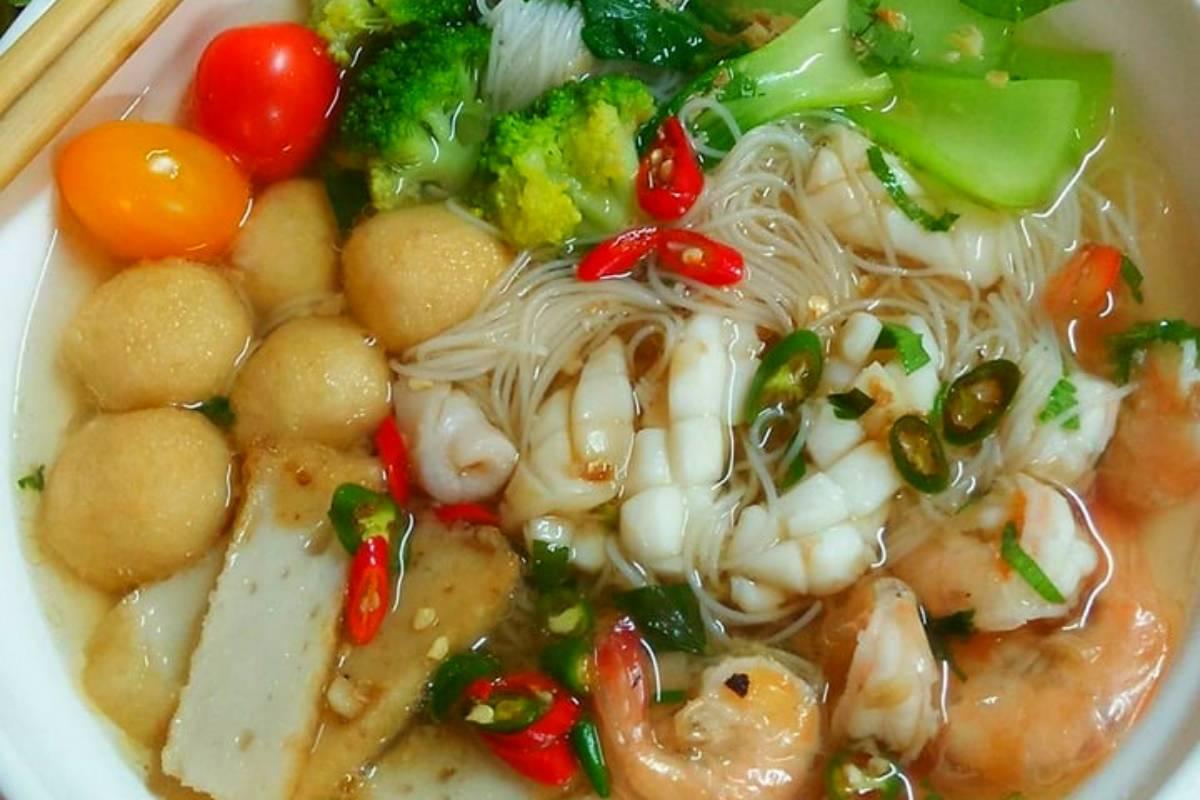 Jom Masak Bihun Sup Chinese Style Yang Sedap Mudah Rasa