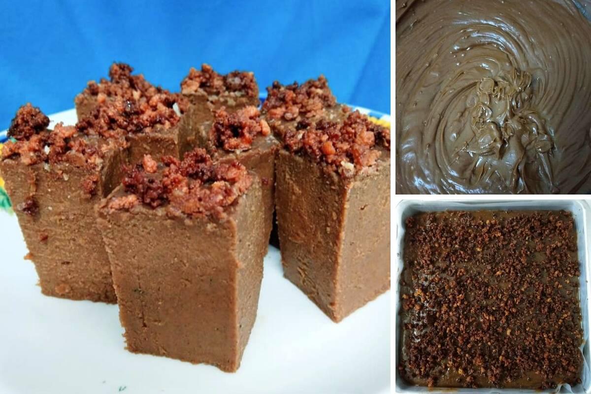 Resipi Kuih Kole Kacang Yang Sedap Mudah Kurang Manis