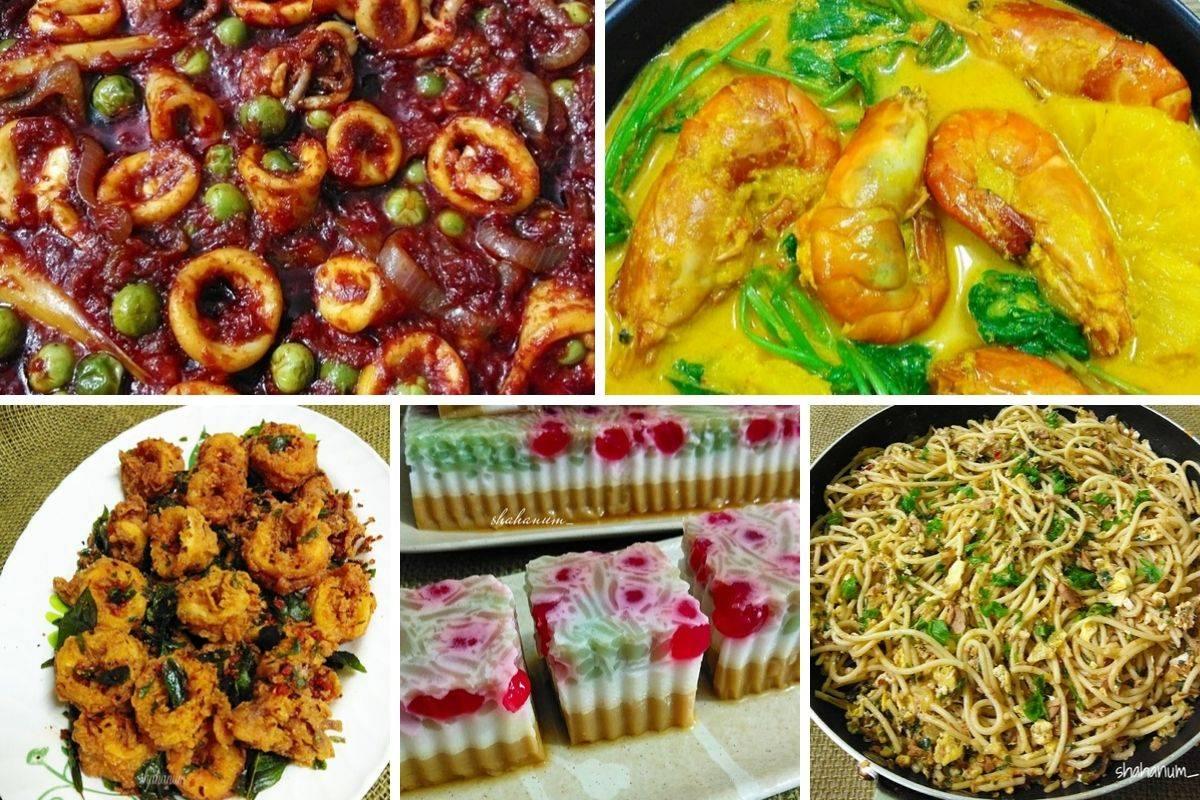 9 Menu Masakan Kegemaran Keluarga