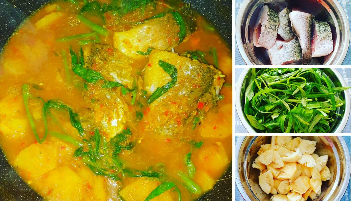 resipi siakap kengsom thai  sedap mudah masak Resepi Ayam Percik Azlita Masam Manis Enak dan Mudah