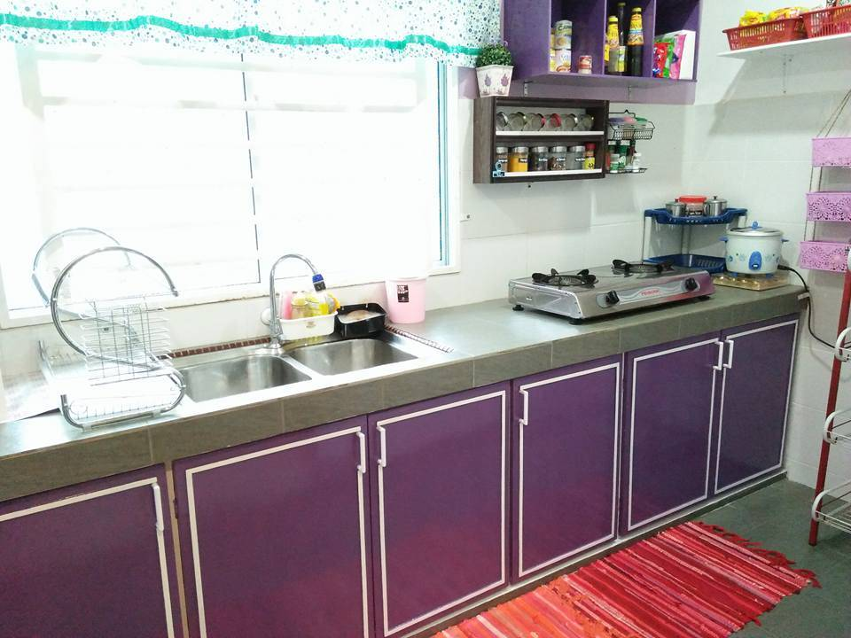 Diy Kabinet Dapur Dengan Bajet Rm250 Sahaja 2 Minggu Dah Siap