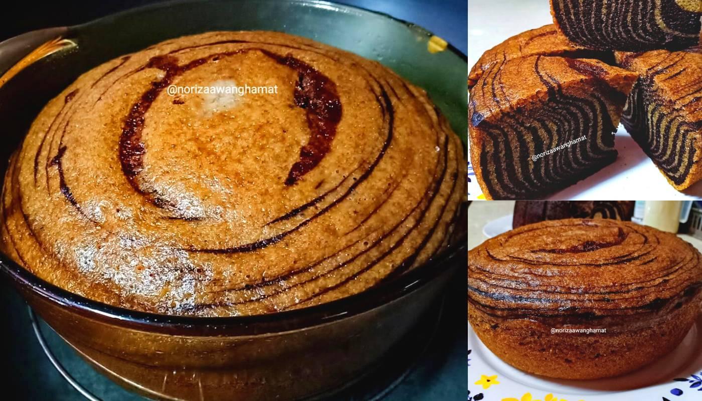 kek pisang coklat kukus sukatan guna cawan lembut gebu macam span Resepi Kek Kukus Guna Periuk Noxxa Enak dan Mudah