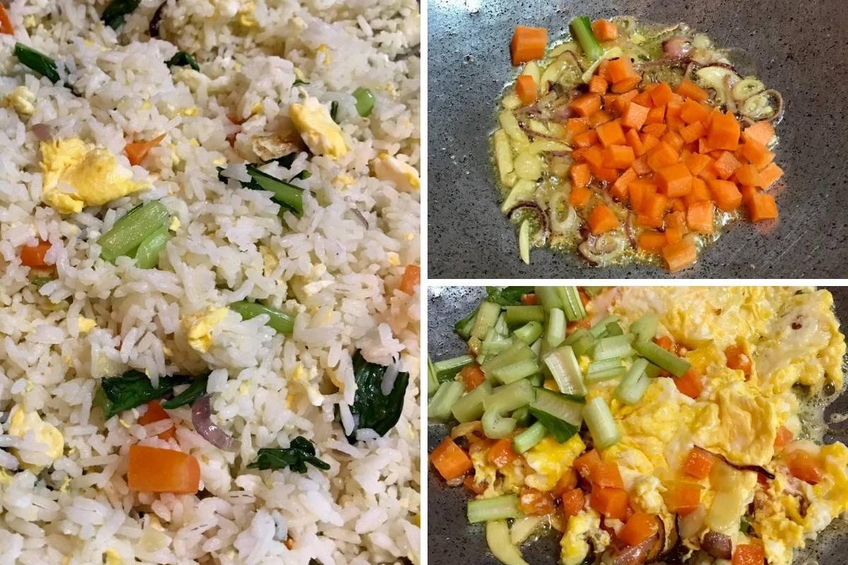Cara Mudah Nak Masak Nasi Goreng Planta Yang Enak